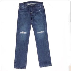 Abercrombie & Fitch Distressed Jeans 32x34